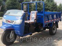 兰驼牌7YP-1450D6型自卸三轮汽车