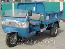 双天美力牌7YP-1450DA型自卸三轮汽车