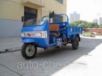 常柴牌7YP-1450DA1型自卸三轮汽车