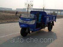 时风牌7YP-1750DB型自卸三轮汽车
