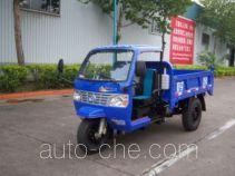时风牌7YP-1450DJ4型自卸三轮汽车