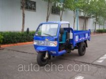 时风牌7YP-1450DJ5型自卸三轮汽车
