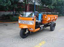 时风牌7YP-1450DK1型自卸三轮汽车