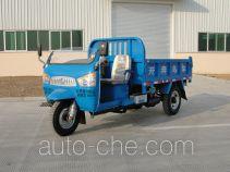 奔马牌7YP-1475D1型自卸三轮汽车