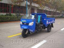 时风牌7YP-1475D2型自卸三轮汽车