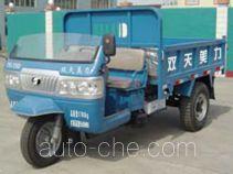 双天美力牌7YP-1750D型自卸三轮汽车