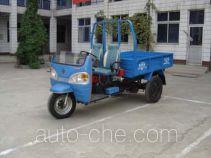 双嶷山牌7YP-850D型自卸三轮汽车