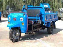 五征牌7YP-850D1型自卸三轮汽车