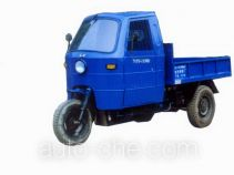 兰田牌7YPJ-1150D型自卸三轮汽车