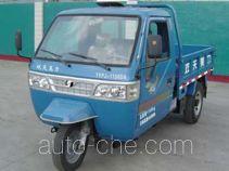 双天美力牌7YPJ-1150DA型自卸三轮汽车