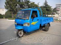 奔马牌7YPJ-1150DA2型自卸三轮汽车