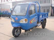 葛天牌7YPJ-1150DB型自卸三轮汽车