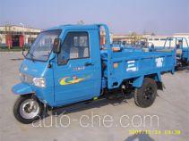 三富牌7YPJ-1150DB型自卸三轮汽车