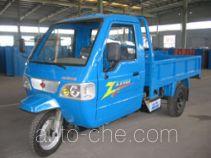 光明牌7YPJ-1450D型自卸三轮汽车