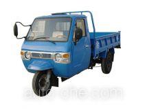 日发牌7YPJ-1450D1型自卸三轮汽车