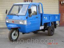兰驼牌7YPJ-1450DA型自卸三轮汽车