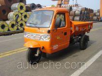 时风牌7YPJ-1150DK型自卸三轮汽车