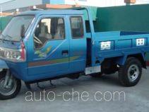 双天美力牌7YPJ-1450PDA型自卸三轮汽车