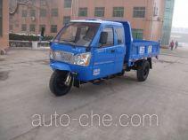 时风牌7YPJZ-14100PD1型自卸三轮汽车