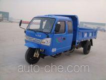 时风牌7YPJZ-14100PDA1型自卸三轮汽车