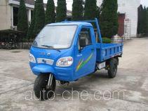 甲路牌7YPJZ-1475D型自卸三轮汽车
