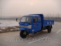 时风牌7YPJZ-17100PDA1型自卸三轮汽车