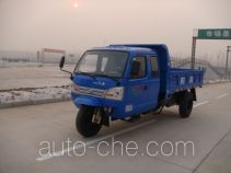 时风牌7YPJZ-17100PDA2型自卸三轮汽车