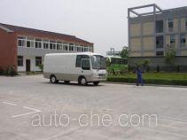 Huaxia AC5040XXY1 box van truck