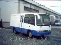 Huaxia AC5041XXY box van truck