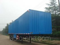 Huaxia AC9330XXY box body van trailer