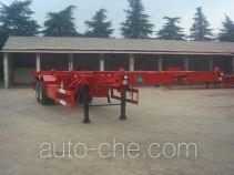 Huaxia container transport trailer