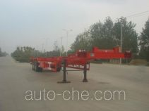 Huaxia AC9406TJZ container transport trailer