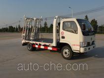 Qiupu ACQ5040TPB flatbed truck