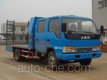 Qiupu ACQ5070TPB flatbed truck