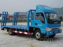 Qiupu ACQ5091TPB flatbed truck