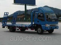 Qiupu ACQ5122TPB flatbed truck