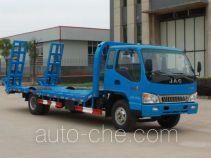 Qiupu ACQ5140TDP low flatbed truck