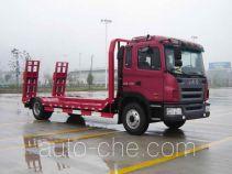 Qiupu ACQ5161TDP low flatbed truck