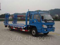 Qiupu ACQ5167TPB flatbed truck