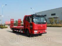 Qiupu ACQ5168TDP low flatbed truck