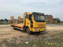 Qiupu ACQ5168TDPV low flatbed truck