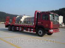 Qiupu ACQ5250TPB flatbed truck