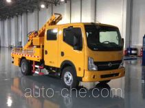 Senyuan (Anshan) AD5070TQX guardrail and fence repair truck