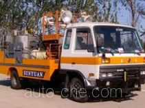 Senyuan (Anshan) AD5071TGF машина с подъемником для заливки трещин в дорожном покрытии