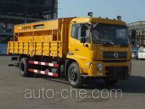 Road sander truck