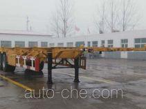 Dongzheng ADZ9350TJZ container transport trailer