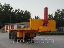 Dongzheng ADZ9400ZZXP flatbed dump trailer