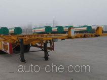 Dongzheng ADZ9401TJZ container transport trailer