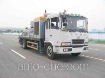 星马牌AH5130HBC90型车载式混凝土泵车