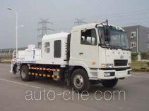 星马牌AH5131HBC90型车载式混凝土泵车
